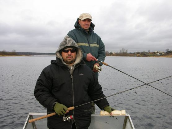 терон пермский форум рыбаков