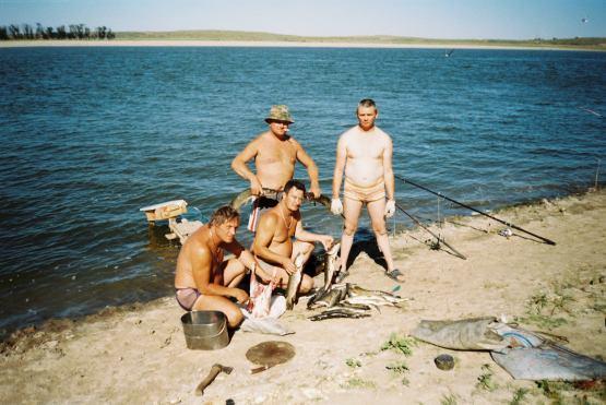 частный сектор для рыбалки