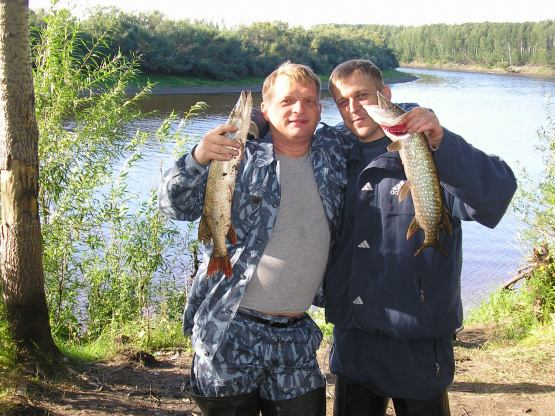рыбалка на реке сосьва видео