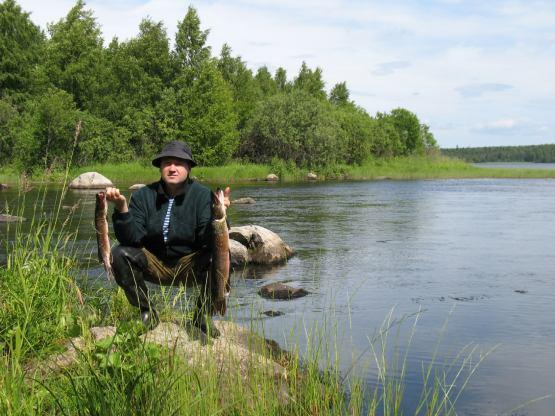 рыбалка и охота в карелии недорого