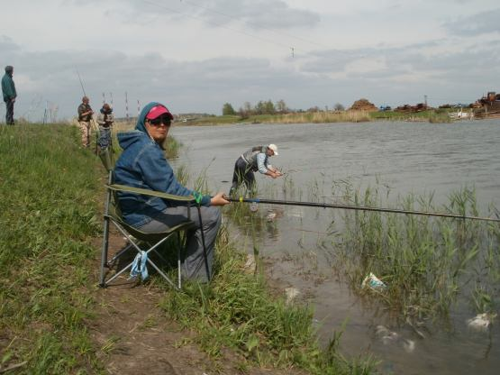 где есть рыбалка в новочеркасске