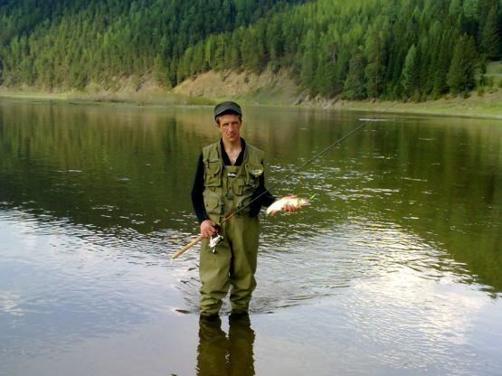 рыбалка на голавля на чусовой