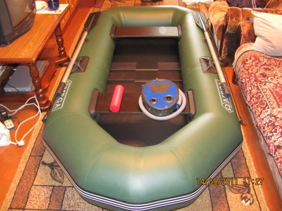 лодка надувная гребная омега 2