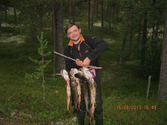 социальная сеть для охотников и рыболовов