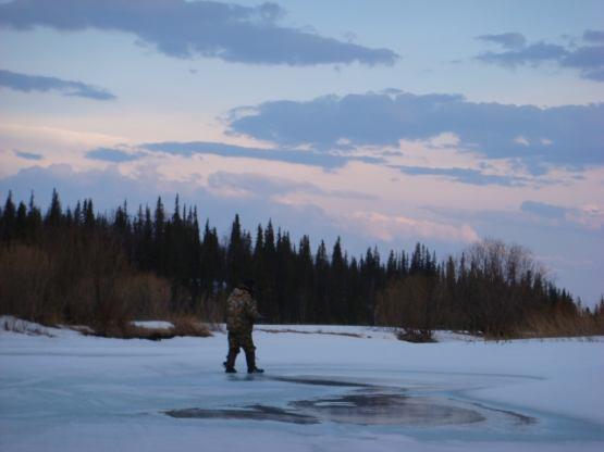 рыбалка в коми туризм