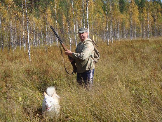 главная охота и рыбалка