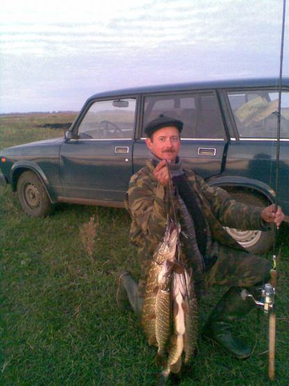 рыбалка в токаревском районе